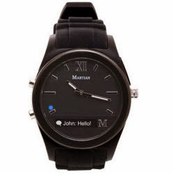 Flipkart : Buy Martian Notifier Smart Watch with Strap at Rs.1999 : Buy To Earn