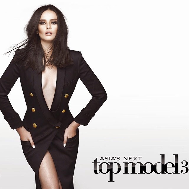 Georgina Wilson Asia's Next Top Model Cycle 3 Host