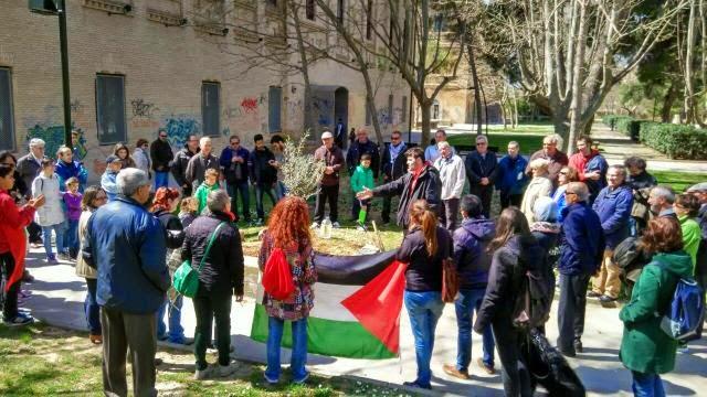 Día de la Tierra Palestina 2015