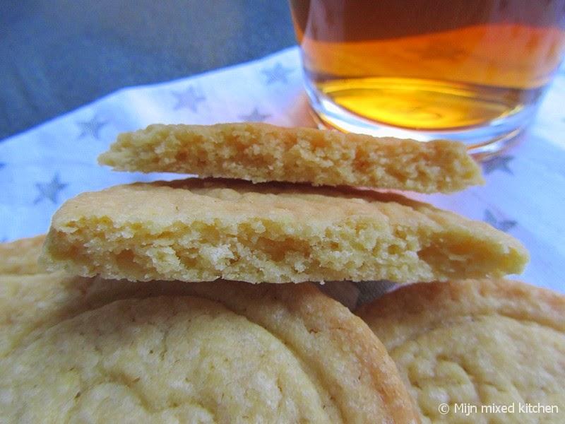 recept roomboterkoekjes koekjes