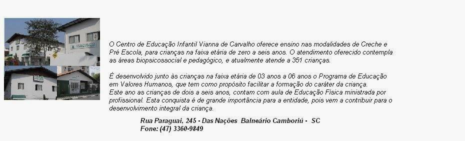 Creche Vianna de Carvalho