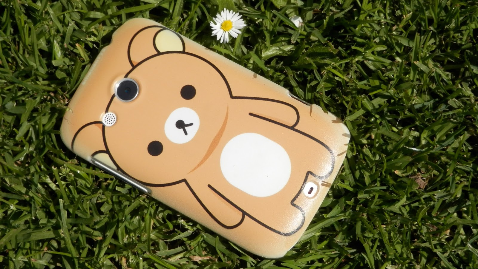 Phone case review, rilakkuma
