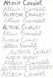 fontes altecir