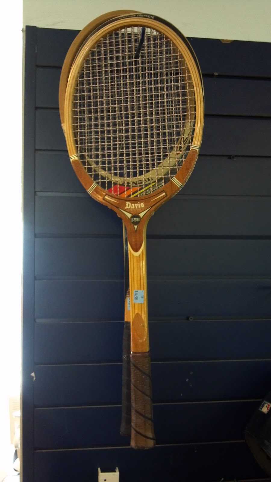 Image result for wooden tennis racket