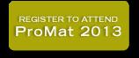 ProMat 2013 Registration