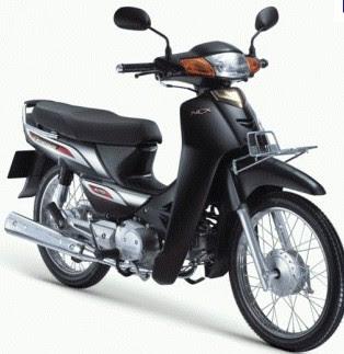 Motor Honda Dream 2015 Fans Black Motorbike Honda Dream 2012