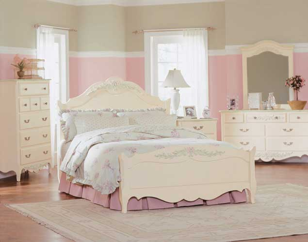 Baby girls bedroom furniture - Room for girls ...