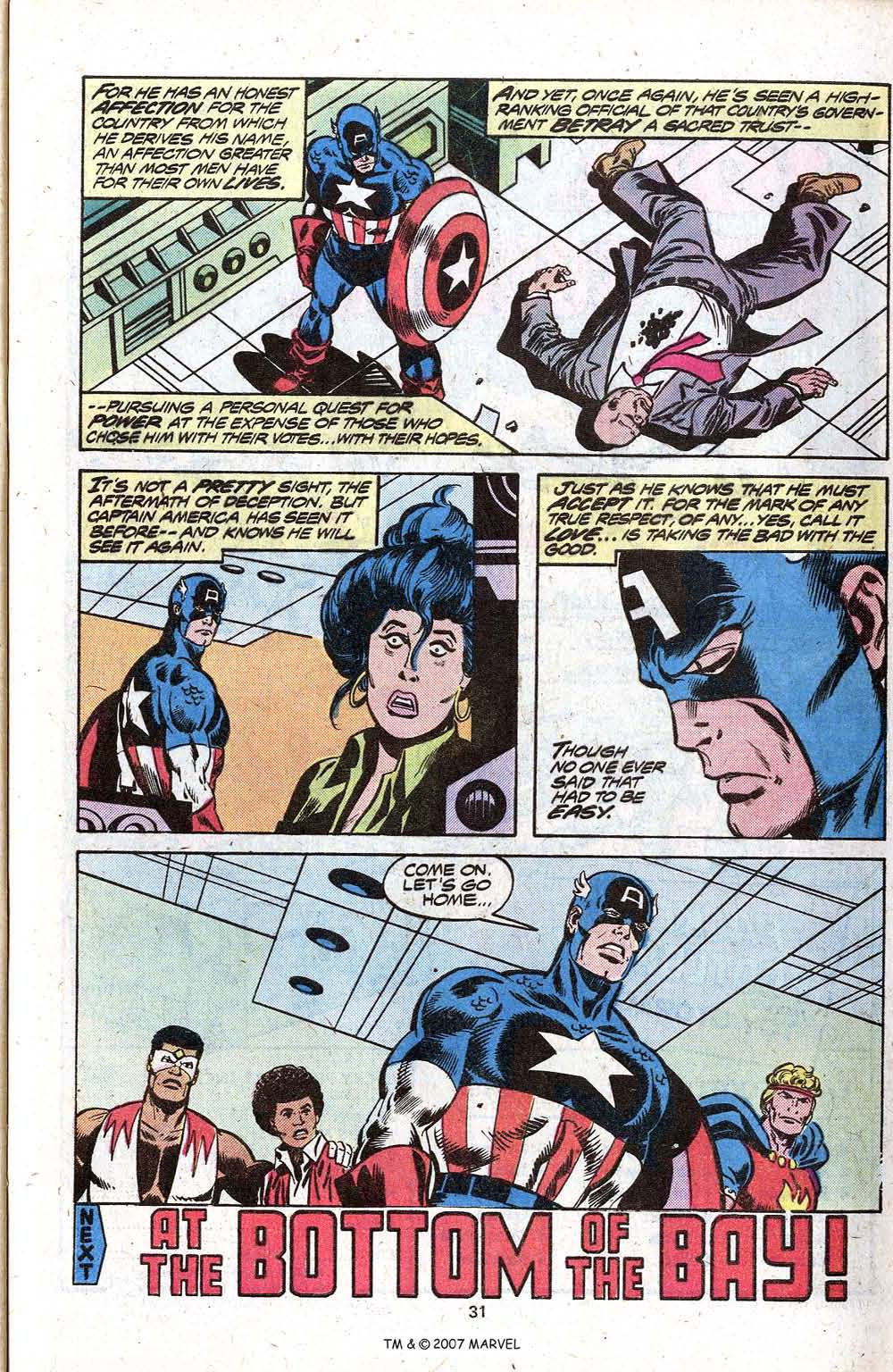 Captain America (1968) Issue #230b #145 - English 33