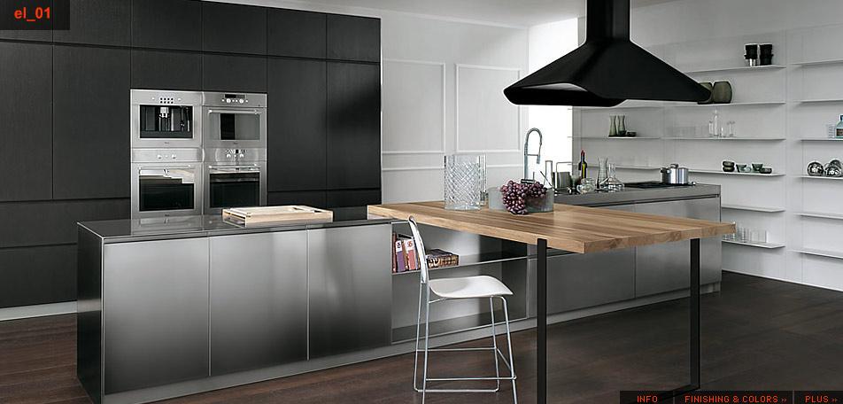 vaske kjøkken stål