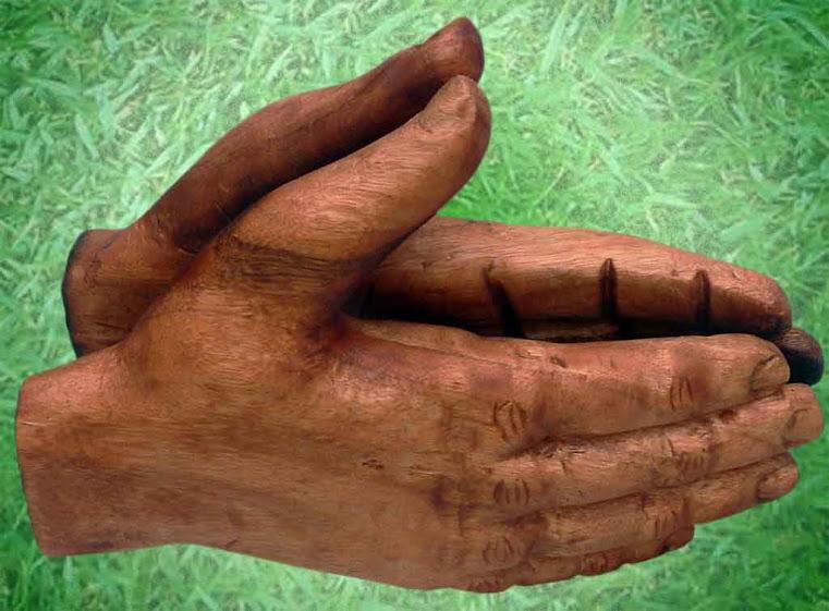 Mãos de Amor