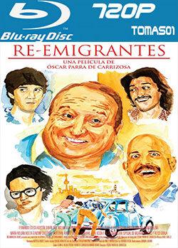 9 - Re-emigrantes (2016) [BDRip m720p/Castellano] [España] [Multi/MG]