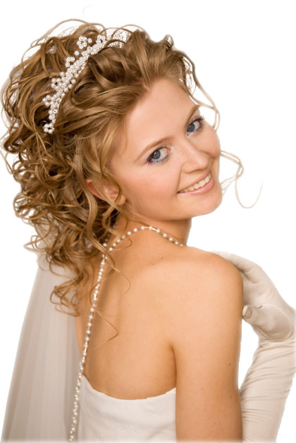 Bridal Hairstyles With A Headband : Wedding hairstyles updos with headband