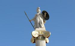Θεα Αθηνα Ακαδημιας Αθηνων