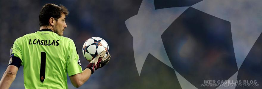 Iker Casillas Fernández - Portero Español de la Selección Española & Real Madrid.