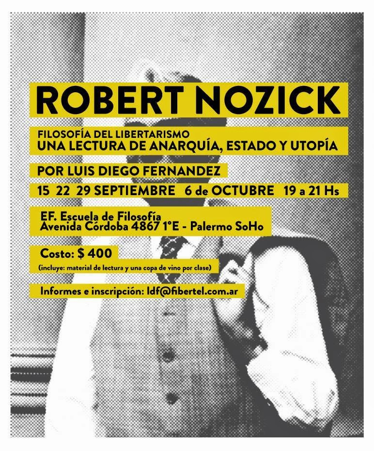 Curso: Nozick