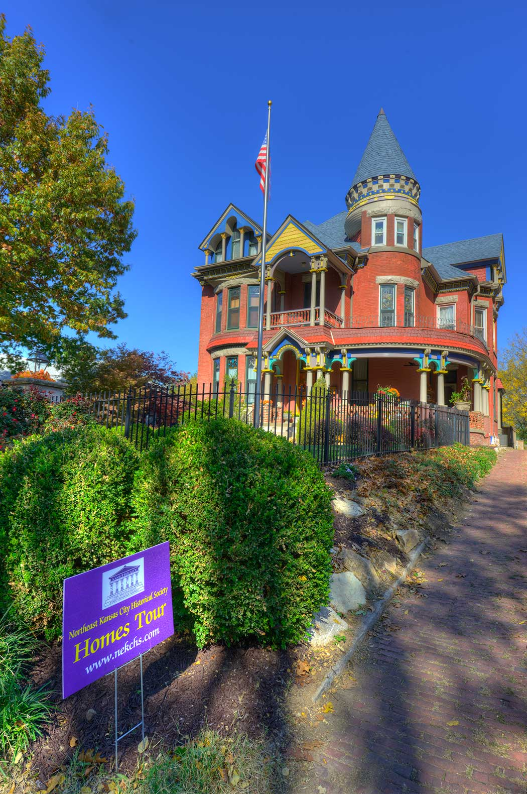 Historic Homes Tour Kansas City