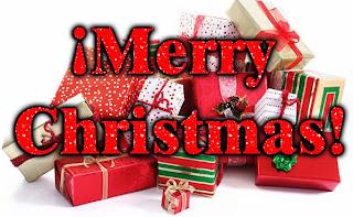 tarjeta de navidad para facebook