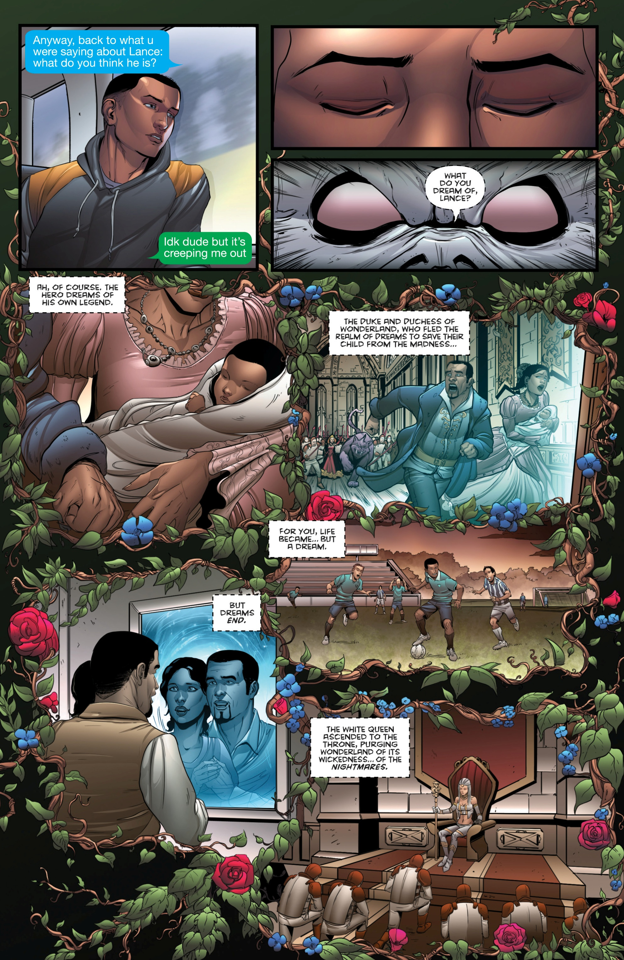 Grimm Fairy Tales (2005) Issue #115 #118 - English 5