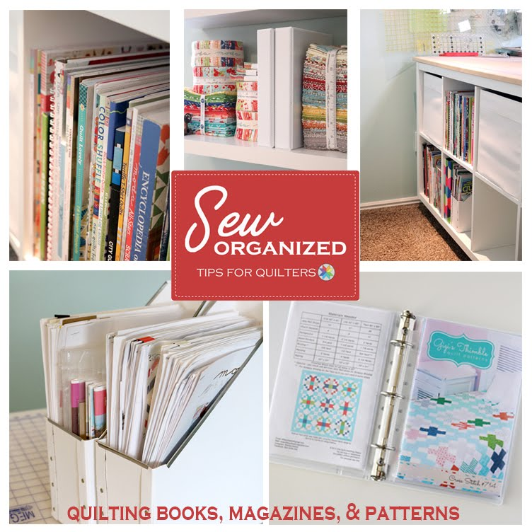 A Bright Corner Sew Organized Part 2 Tips For Storing Patterns