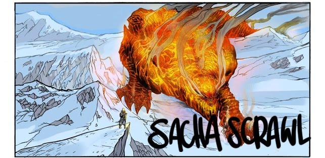 Sacha's Scrawl