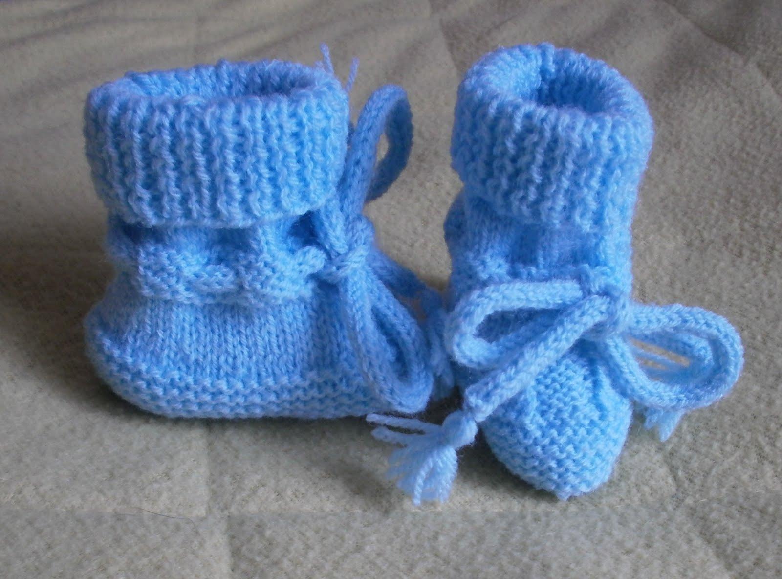 Petits doigts: Chausson bébé modèle 31