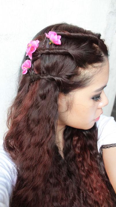 Hairstyles For Short Hair No Heat : ... No Heat Summer Hairstyles. on short hair no heat summer hairstyles