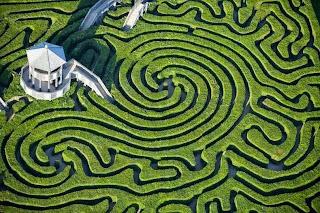Longleat, Jalur Labirin Terpanjang Di Dunia