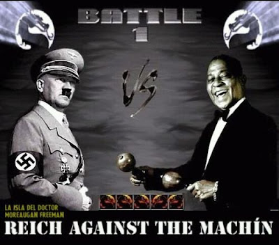 Reich Against the Machín