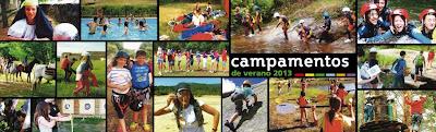 Campamentos de verano en el Valle del Jerte