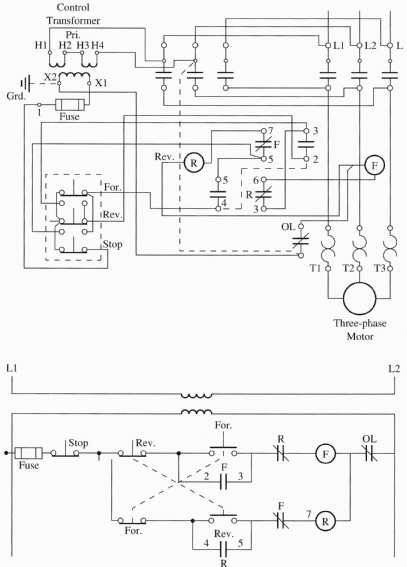 Reversing Motor Starter Wiring Diagram furthermore Allen Bradley Plc I O Wiring Diagrams further Ford F 150 Camshaft Position Sensor Location moreover Star Delta Motor Connection Diagram as well Motor Terminal Connections. on star delta starter connection diagram