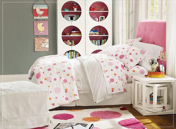 Dormitorios con Muebles Rosa para Adolescentes  Ideas para decorar, diseñar ...