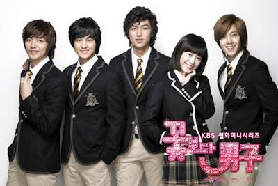 Gaya seragam Sekolah Korea yang memakai blazer membuat lebih formal