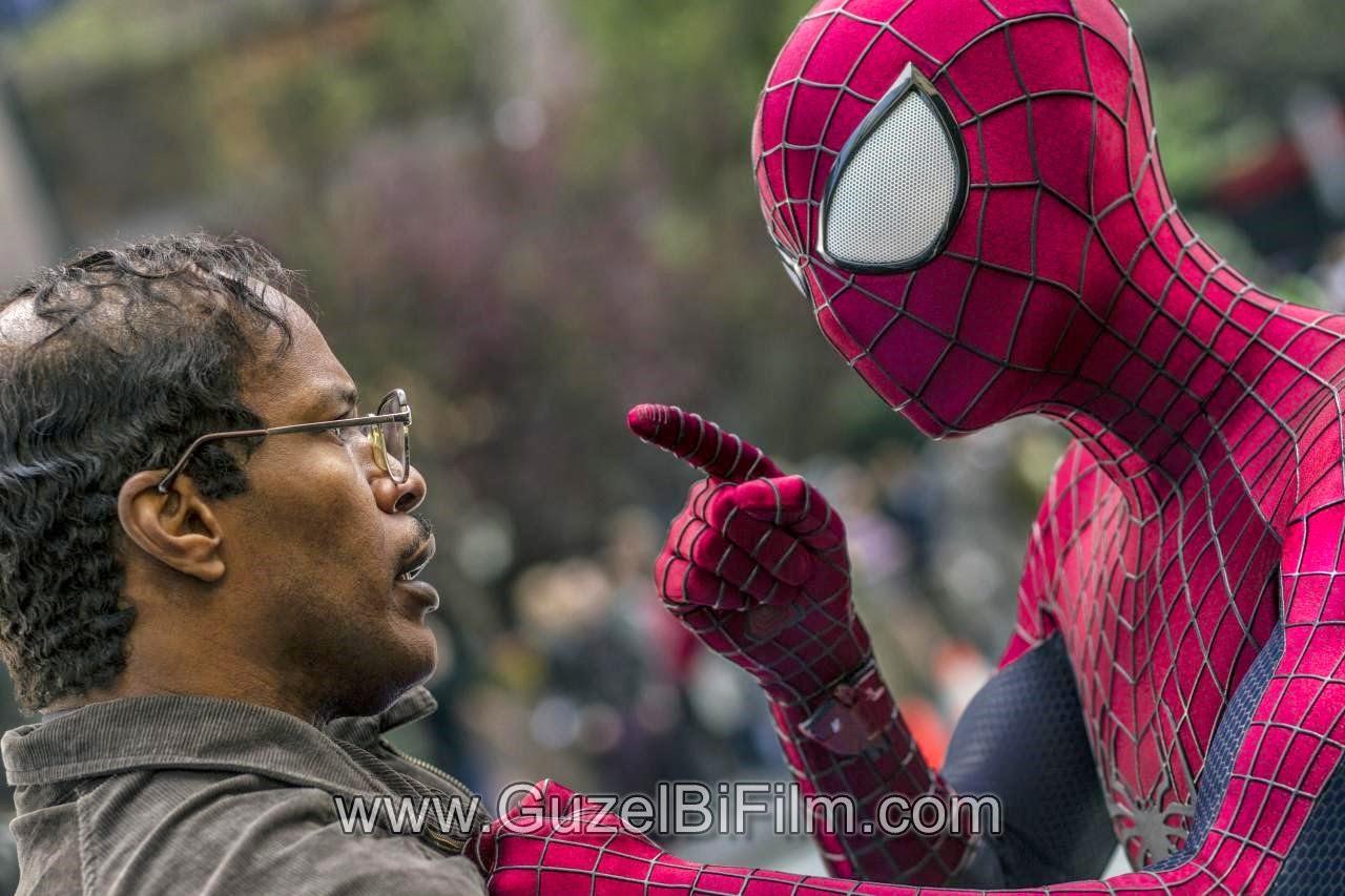 Inanılmaz örümcek Adam 2 Türkçe Dublaj Izle Güzel Bir Film Izle