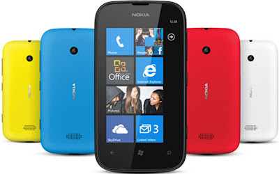 Nokia Lumia 510 - Five interesting things