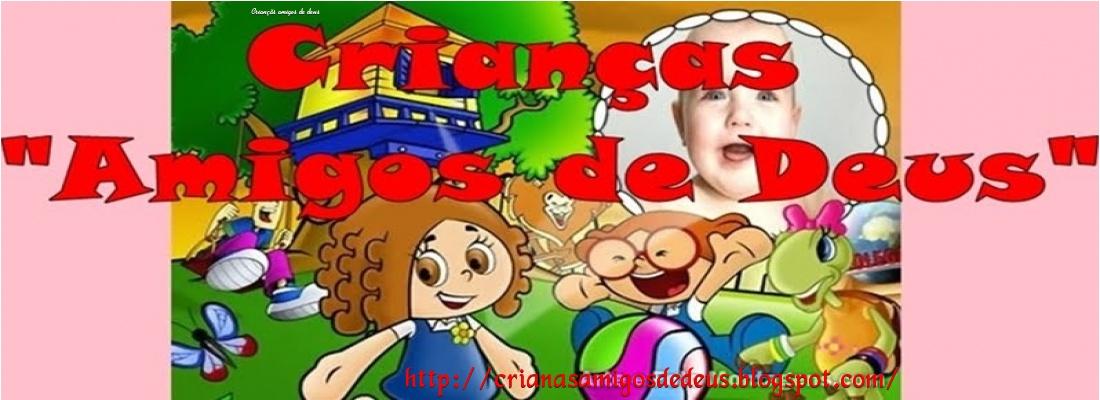 """Cantinho dos  """"Amigos de Deus"""""""