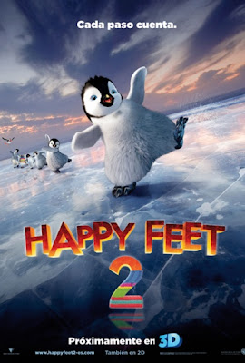 happy feet 2 11869 Happy Feet 2 (2011) Español Latino