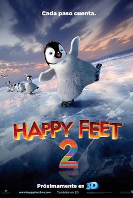 happy feet 2 11869 Happy Feet 2 (2011) Español Latino