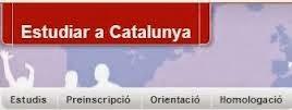 ESTUDIAR A CATALUNYA