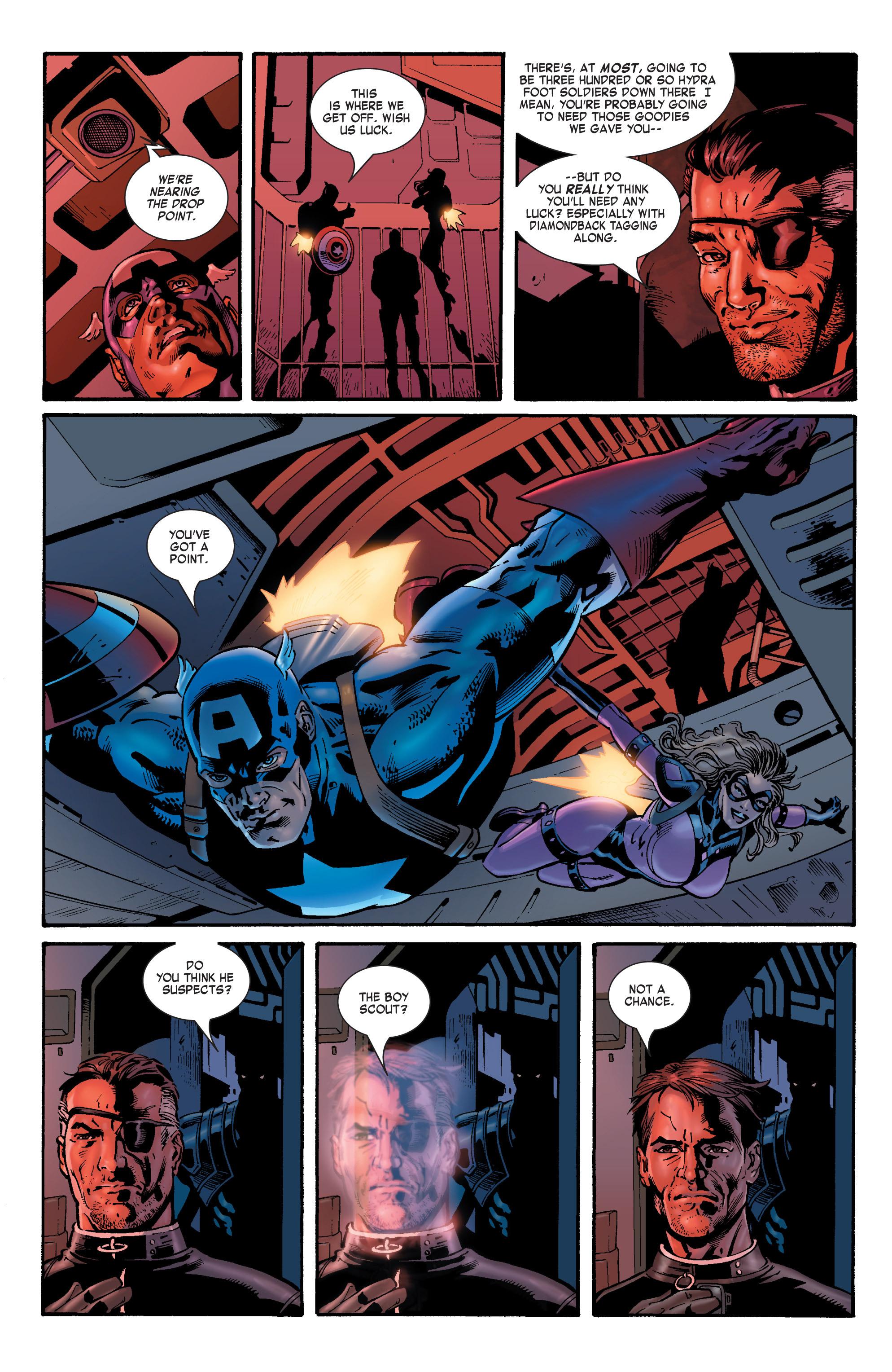 Captain America (2002) Issue #29 #30 - English 12