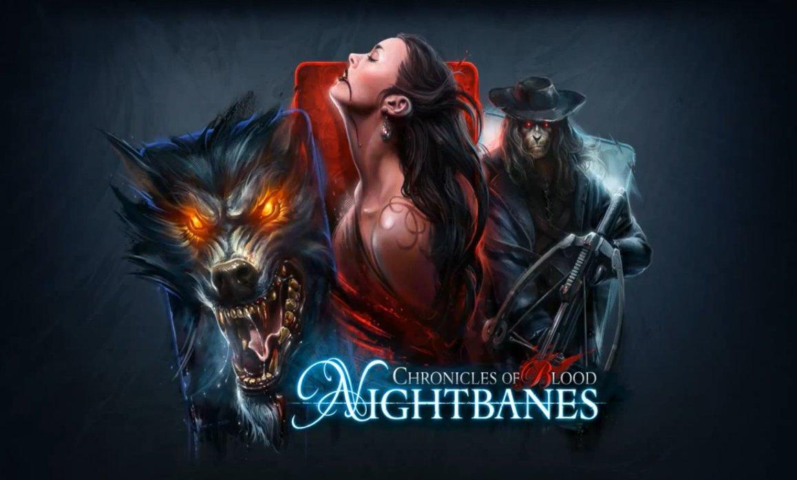 новая игра Nightbanes