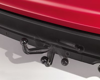 Ford Focus Electric Towbar