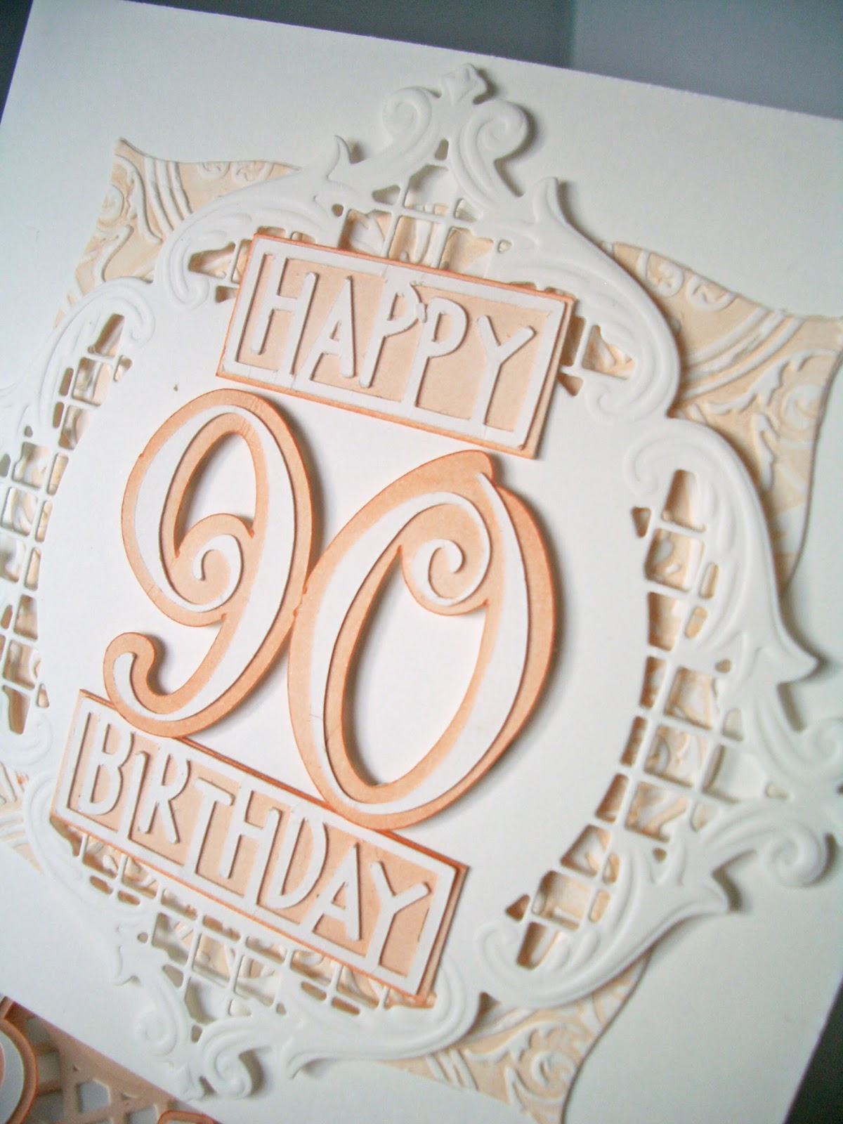 Julie 39 s inkspot for 90th birthday decoration