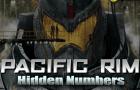Pacific Rim - Hidden Numbers