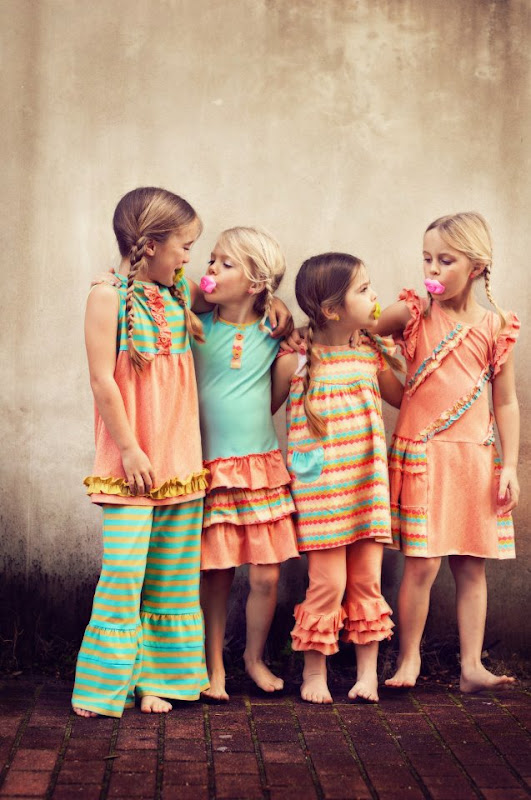 Do you love vintage-inspired boutique kids clothes?