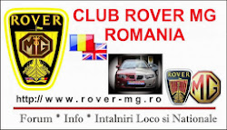 ROVER MG CLUB ROMANIA