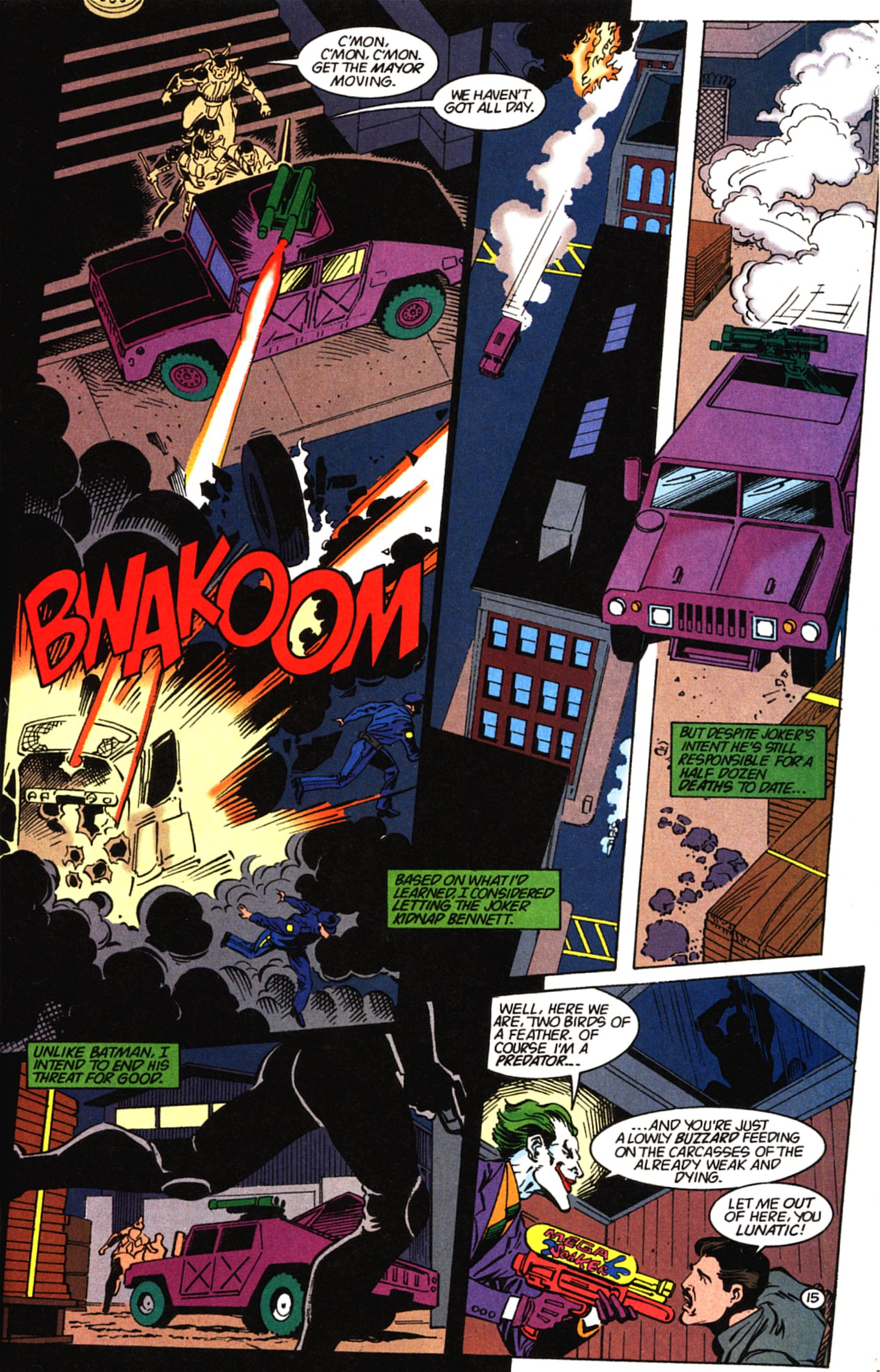 Deathstroke (1991) Issue #58 #63 - English 16