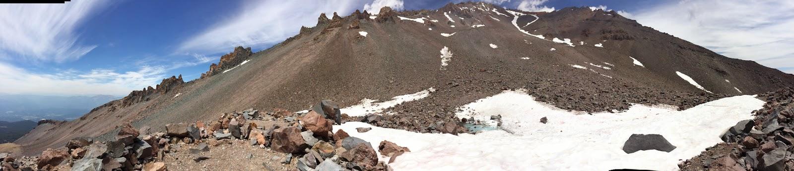 Mount Shasta by Adrenoverse