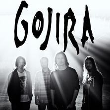 להקת גוג'ירה (Gojira) בישראל - אוקטובר 2015