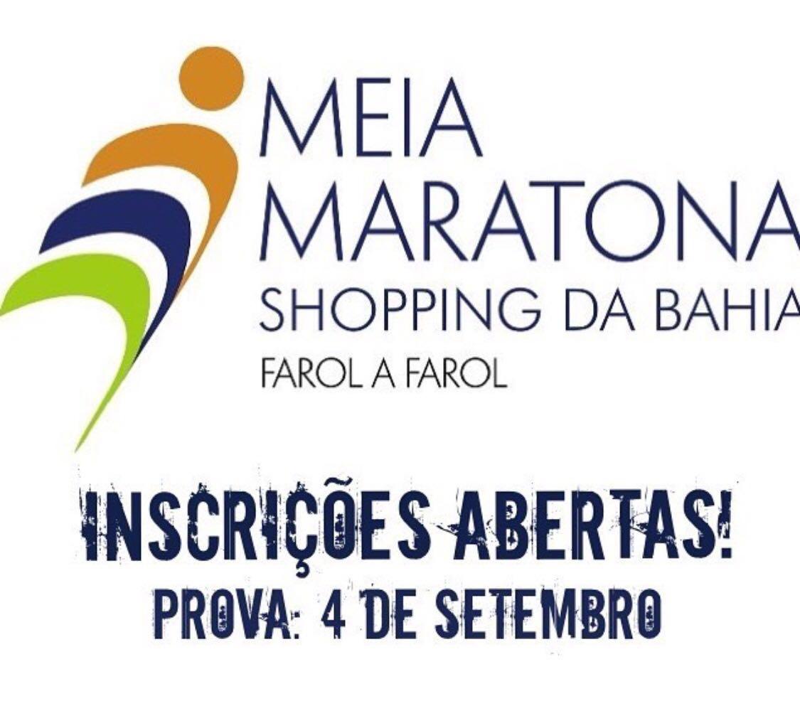 Meia Maratona Shopping da Bahia Farol a Farol 2016