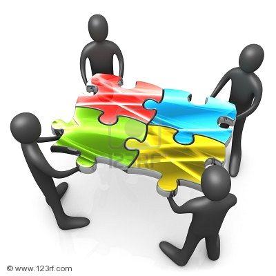 La comunicaci n y el trabajo en equipo el trabajo en equipo for Trabajo en comedores escolares bogota